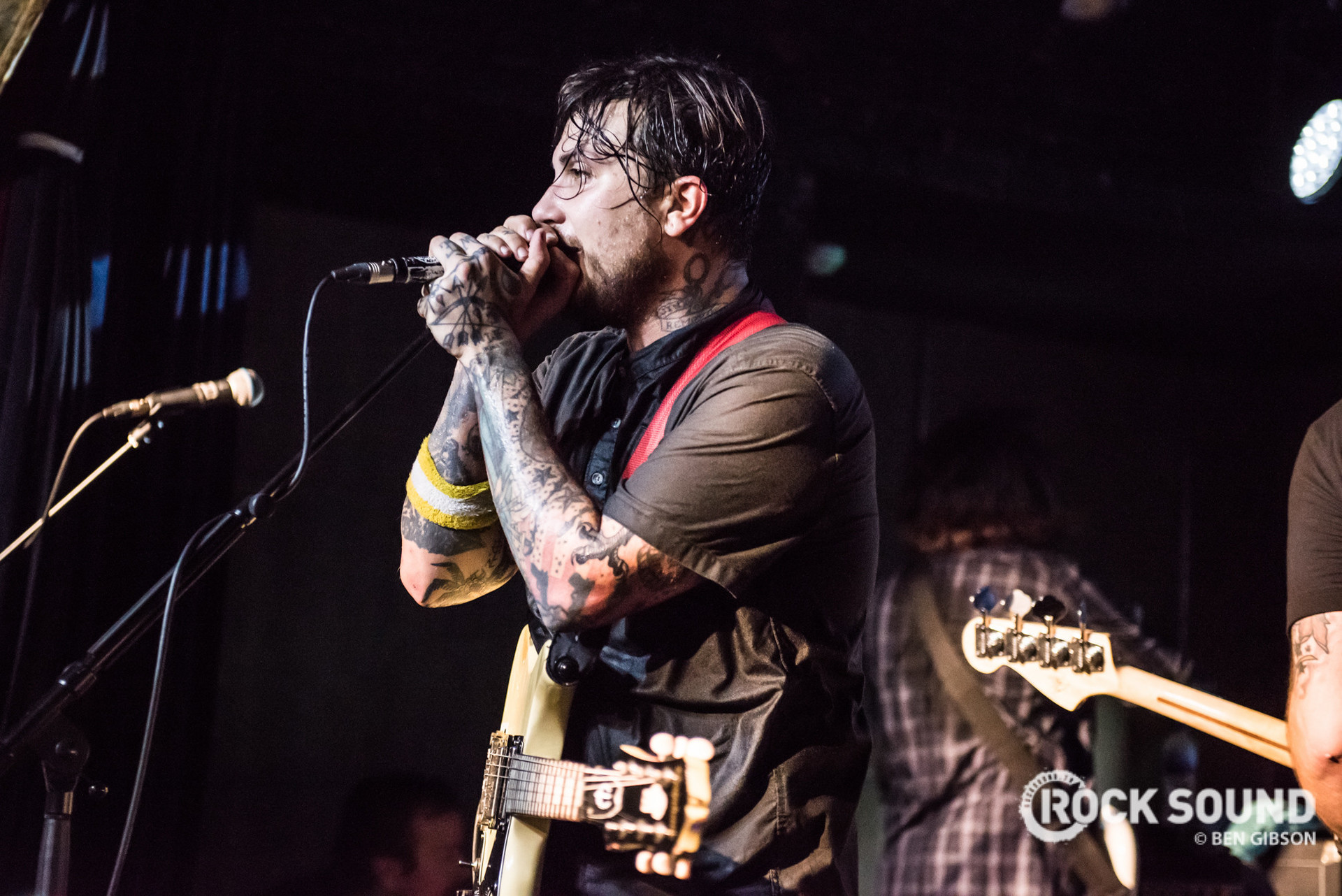 Frank Iero Tour 2020 Frank Iero's New Band Are Set To Support Taking Back Sunday On