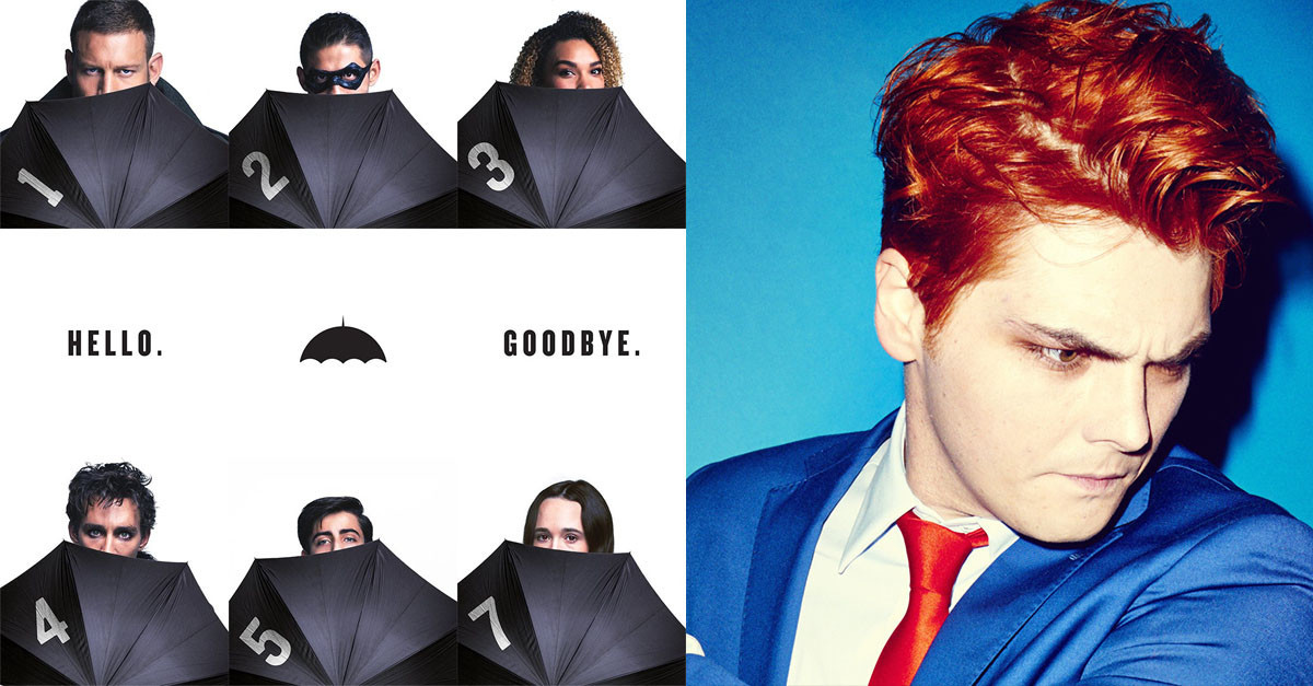 Gerard Way's 'The Umbrella Academy' Debuts Teaser, Sets Premiere Date On Netflix