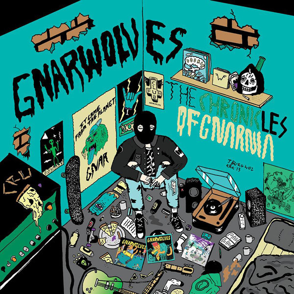 Gnarwolves Reveal Details Of Chronicles Of Gnarnia