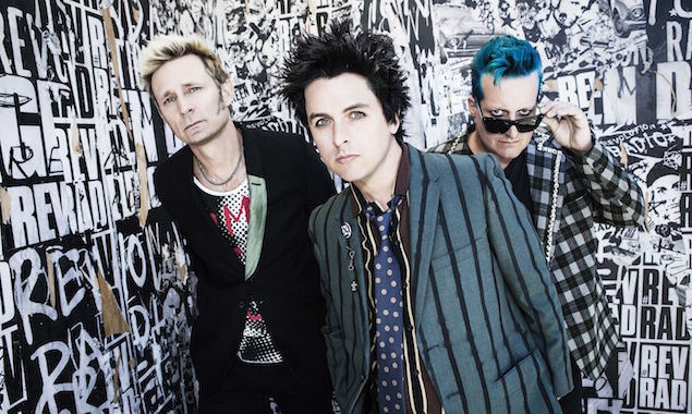 Green Day Announce First Book 'Last of the American Girls'