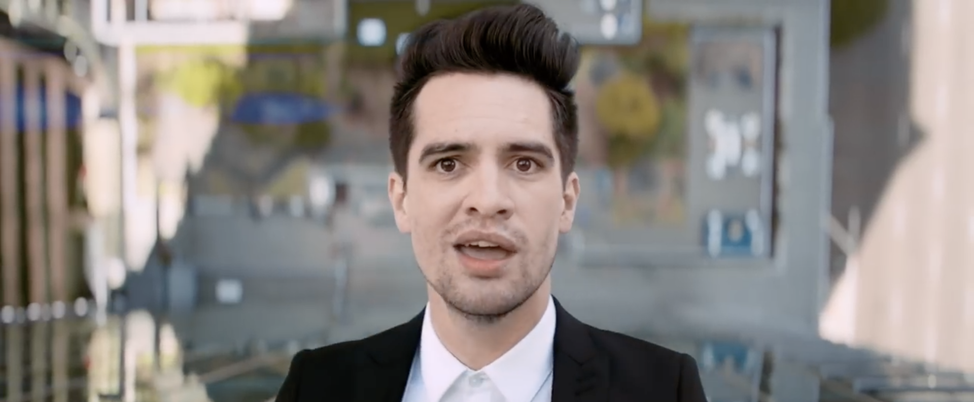 'high Hopes' Has Overtaken 'i Write Sins' As Panic! At The Disco's Most-streamed Song
