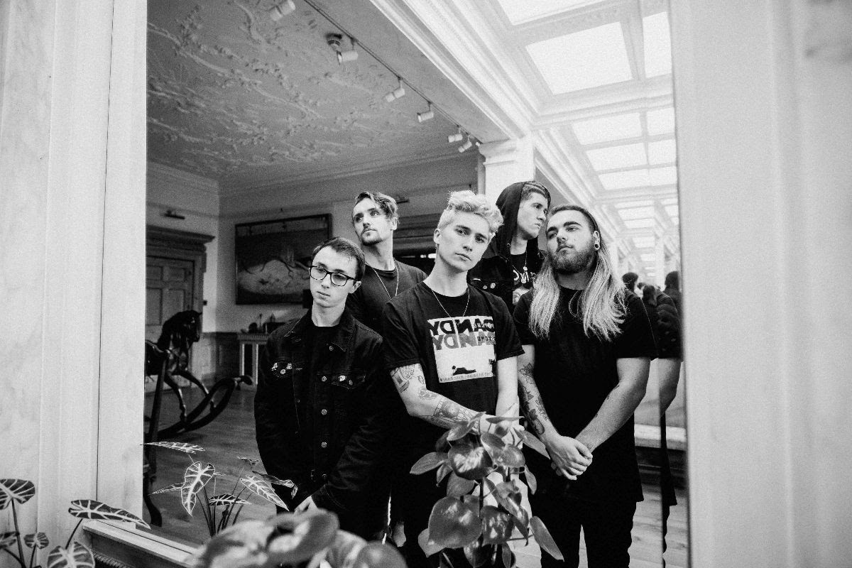 Holding Absence Have Dropped A Brand New Single And Video - Filmed In Stanley Kubrick's House