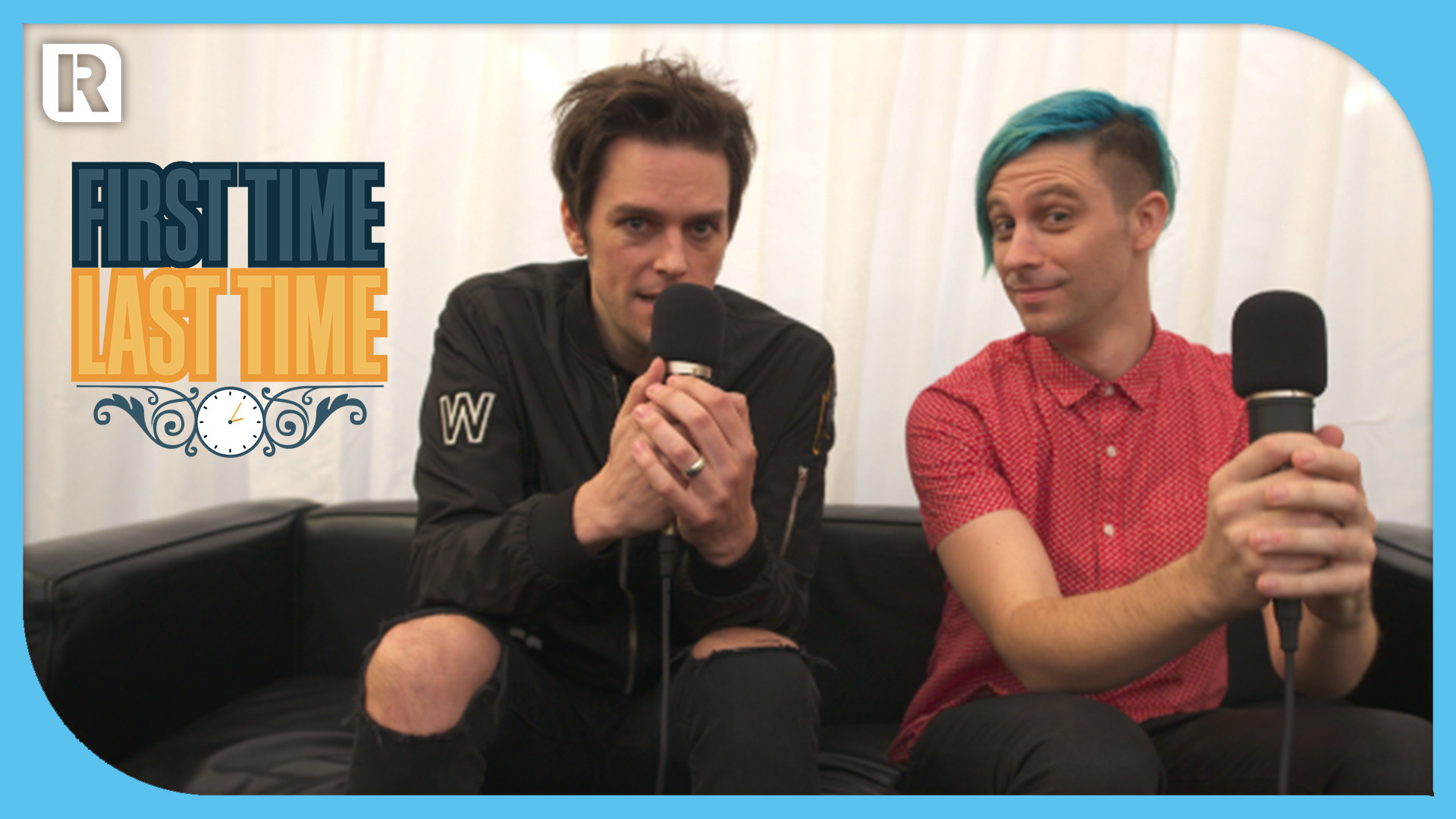 df367ef152 Dallon Weekes and Ryan Seaman from iDKHOW talk us through their first and  most recent album purchases