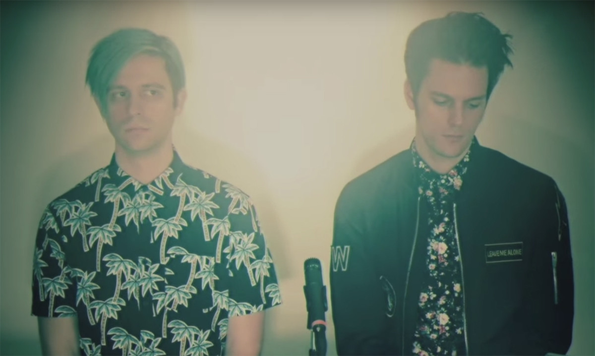 I Don T Know How But They Found Me Have Released A New Song News