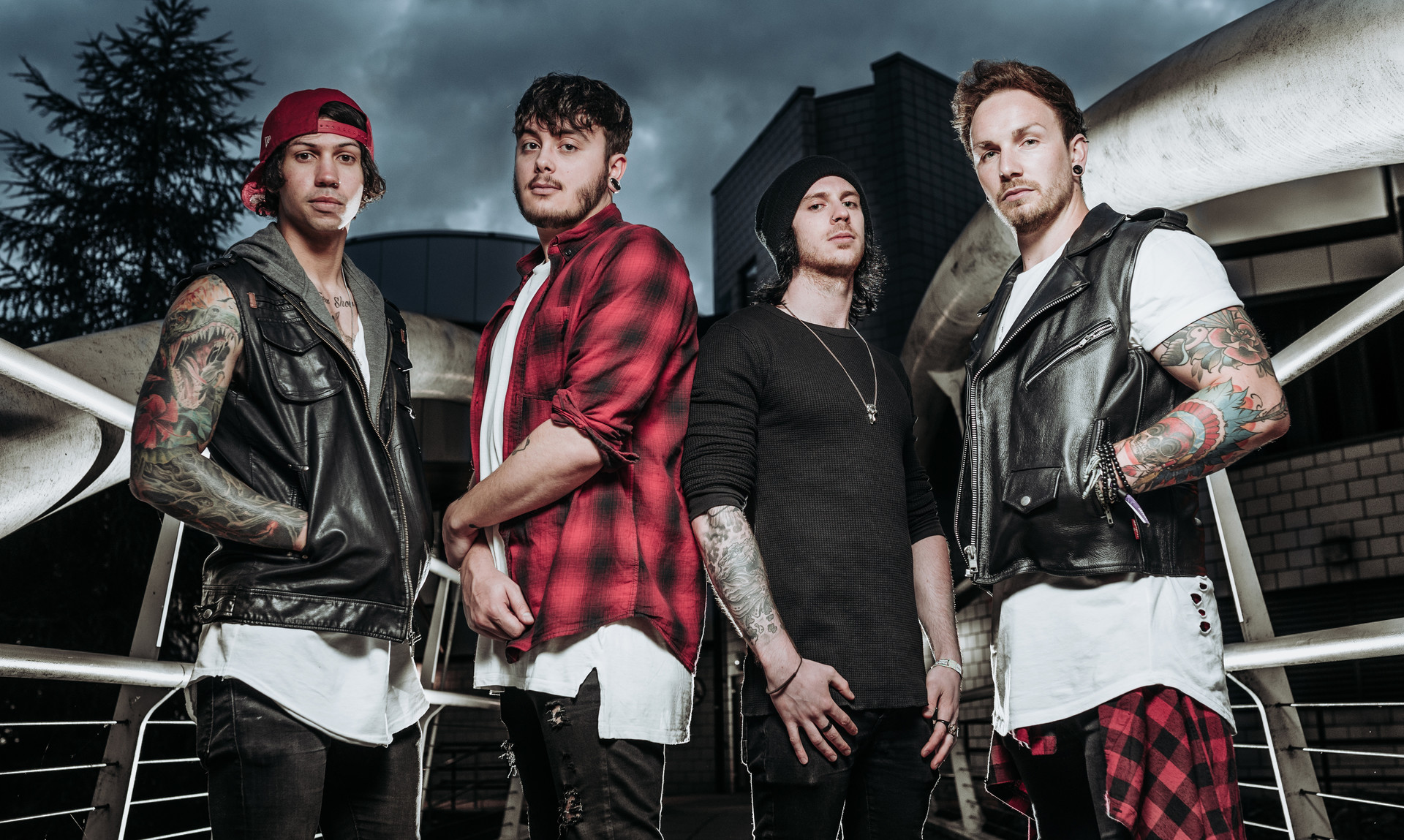If You Dig Old School Asking Alexandria, You Need To Hear InVisions' Debut Album - Features - Rock Sound Magazine