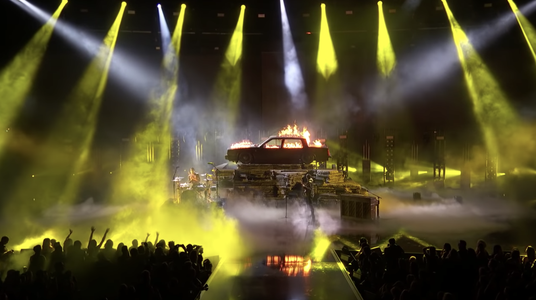 Watch Twenty One Pilots First Television Performance From