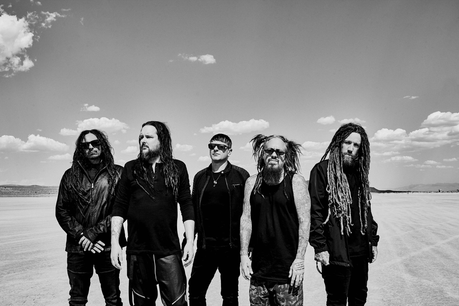 korn have dropped another new track and a trippy video news rock sound magazine. Black Bedroom Furniture Sets. Home Design Ideas