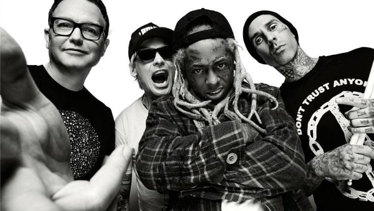 Lil Wayne Cuts Blink-182 Tour Performance Short: 'That's Not My Swag'