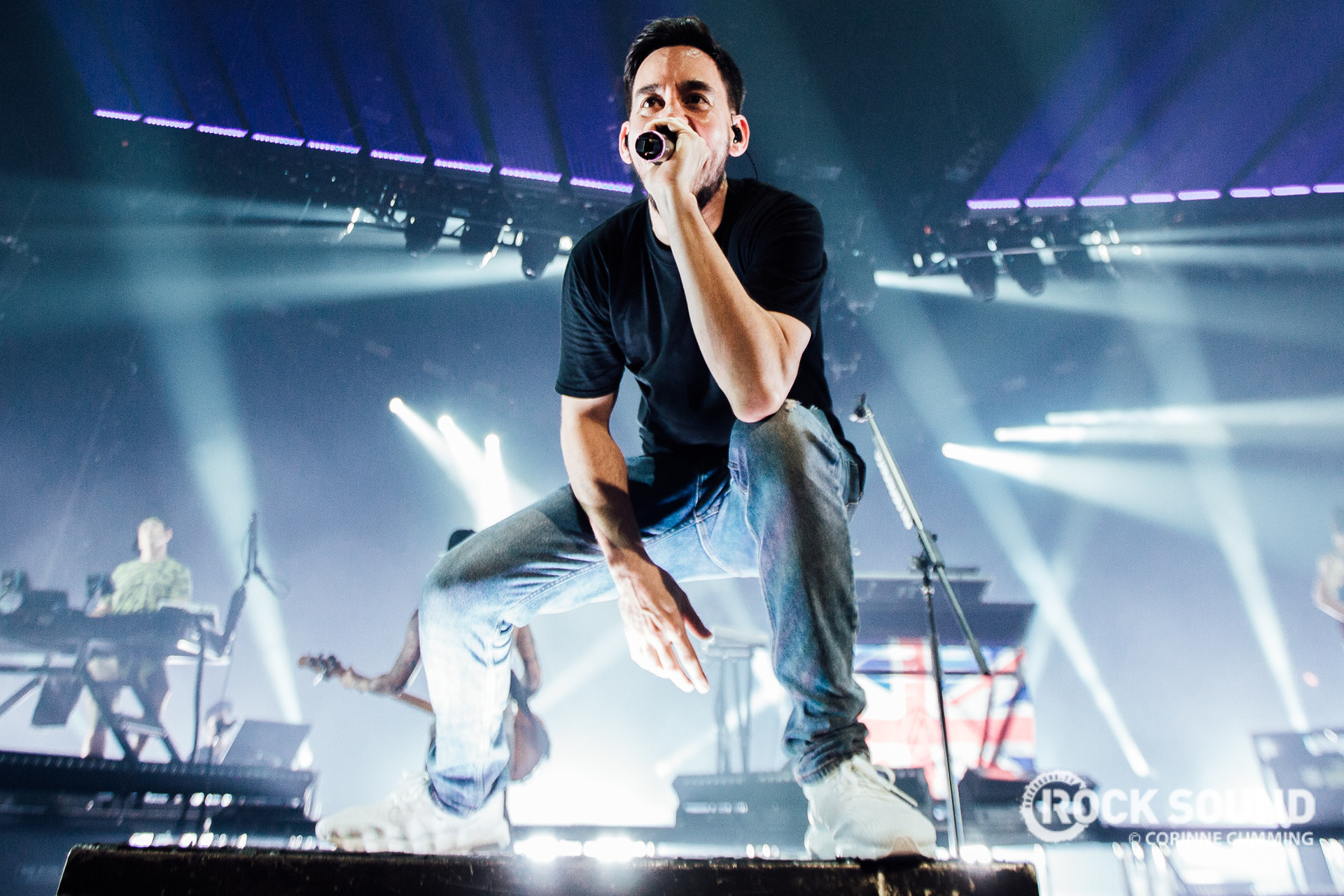 Mike Shinoda Premieres Solo 'Post Traumatic EP'