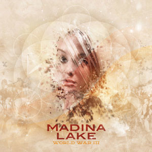 Madina Lake - World War III Cover