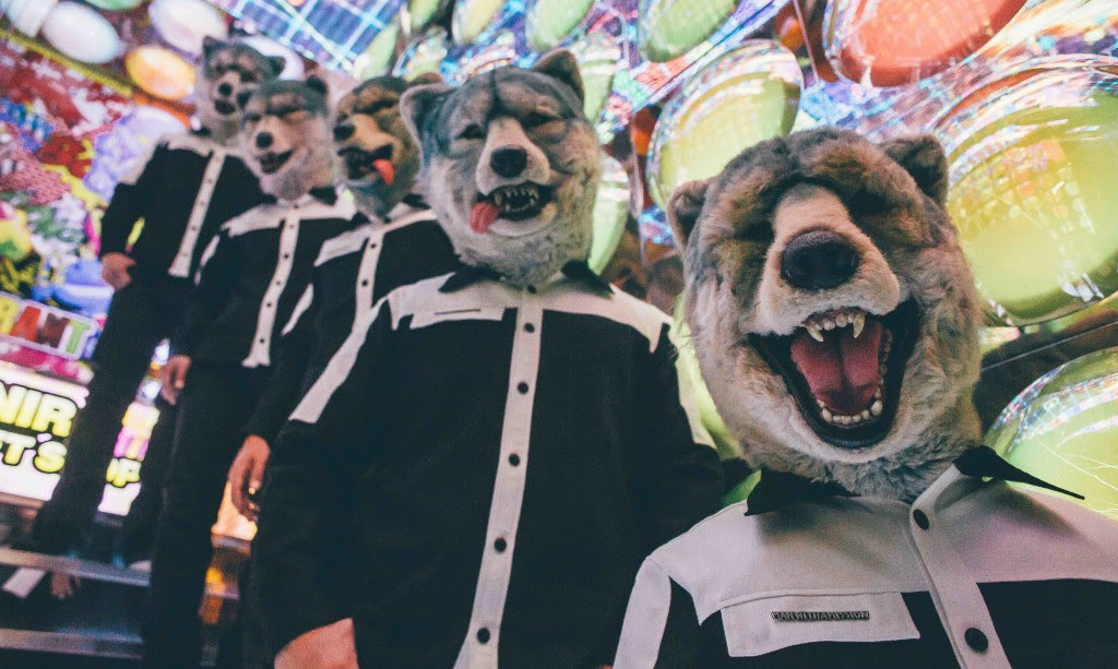 Man With A Mission Have Announced A Tour