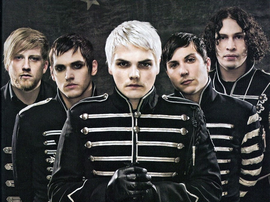 """Gerard Way On The Possibility Of A My Chemical Romance Reunion Happening: """"i Don't Think So"""""""
