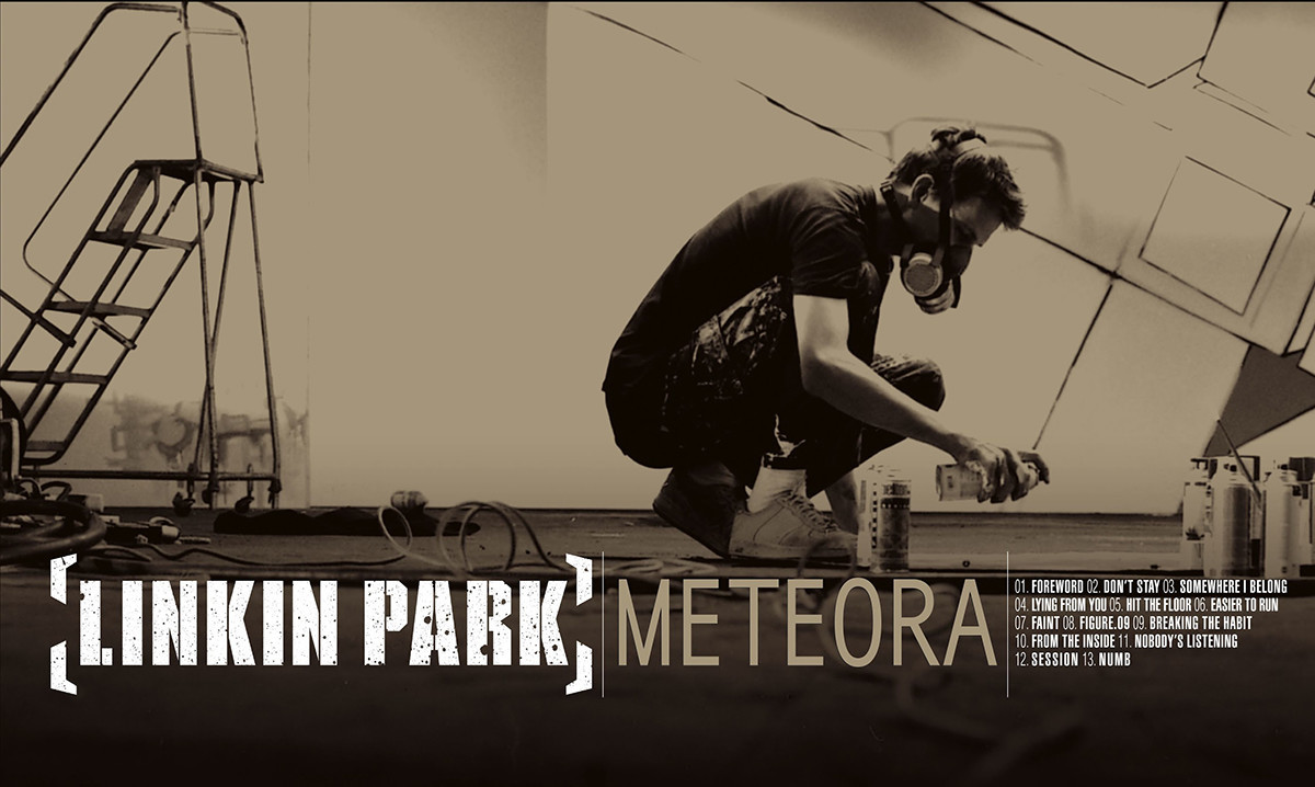 Why Meteora Is Linkin Park S Best Album Features Rock