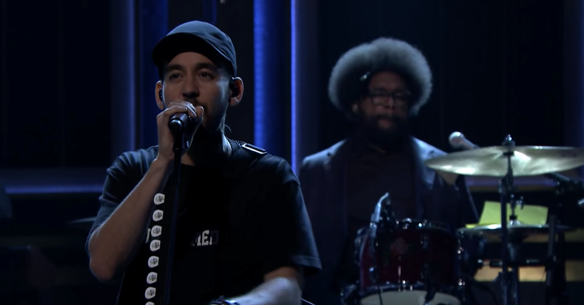 Mike Shinoda Has Made His Live TV Debut As A Solo Artist - News