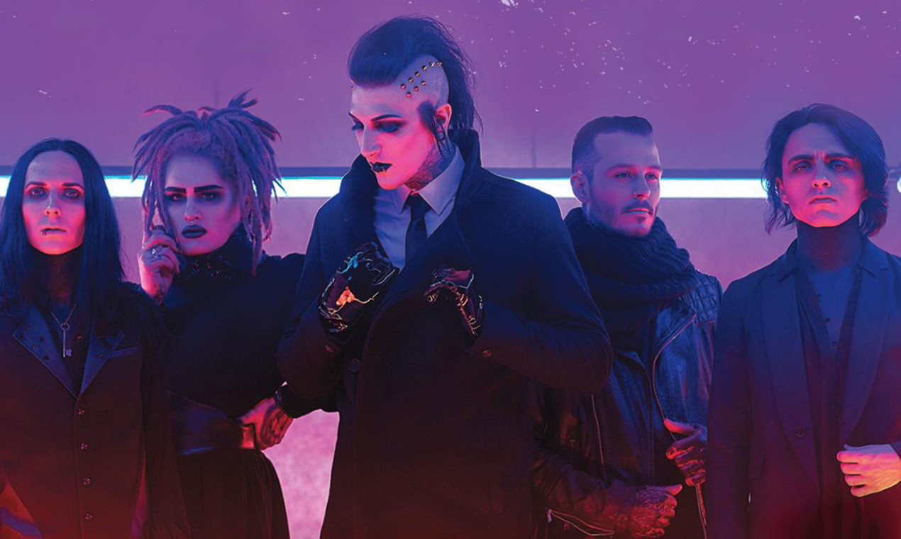 Motionless in white tour dates in Melbourne