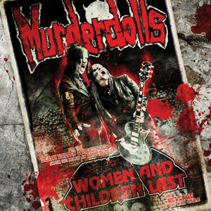 Murderdolls - Women And Children Last Cover