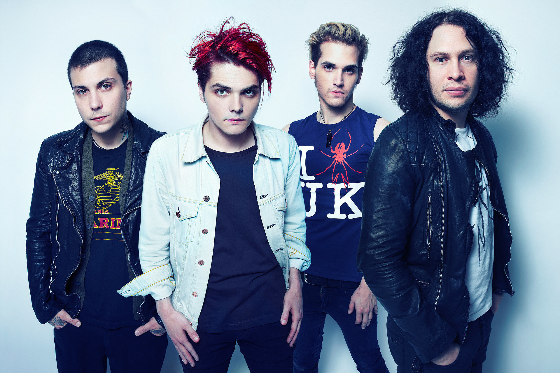 My Chemical Romance Announce Comeback Show