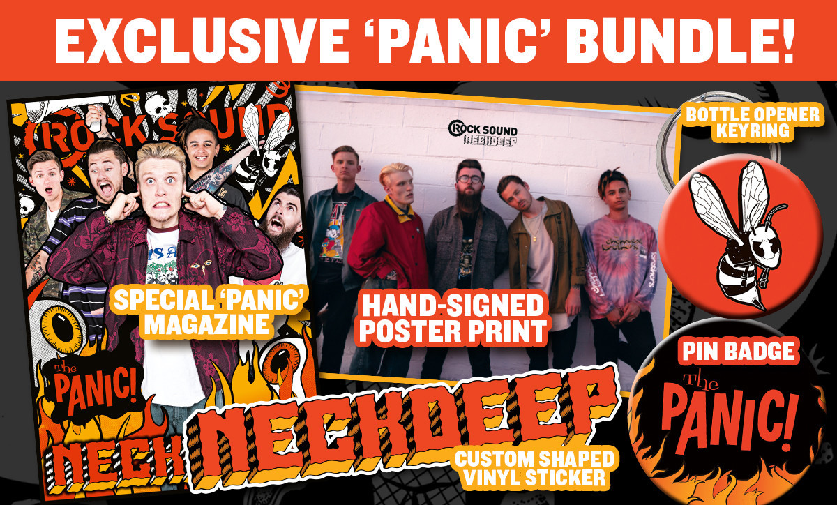 New Magazine Neck Deep Open Up About The Peace And The