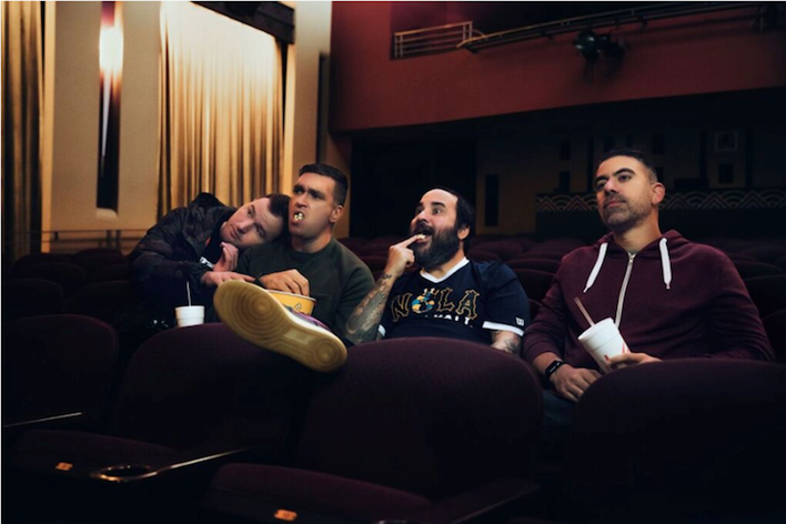 New Found Glory Have Announced A Brand New Covers Album