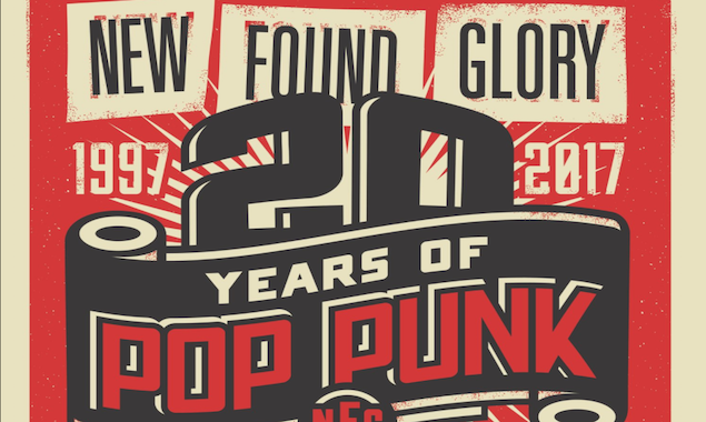 New Found Glory To Play Their Classic Albums In Full