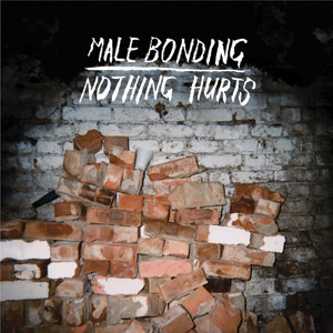 Male Bonding - Nothing Hurts Cover