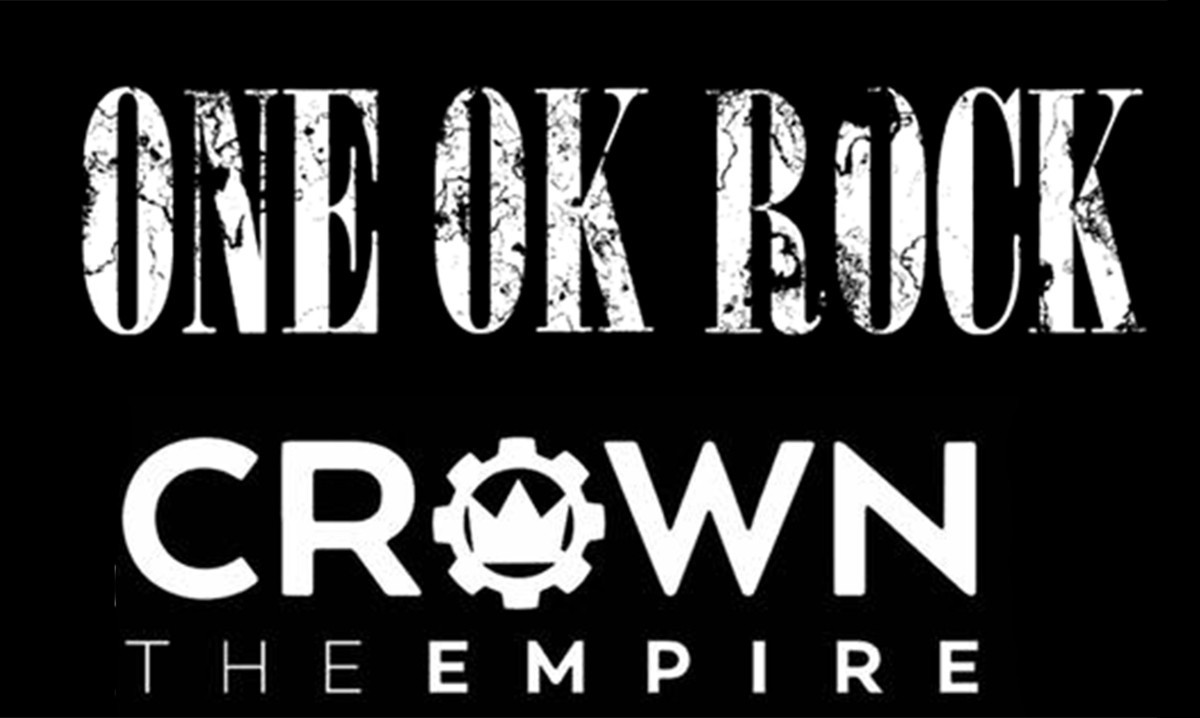 Crown The Empire Are Supporting One OK Rock On Tour - News