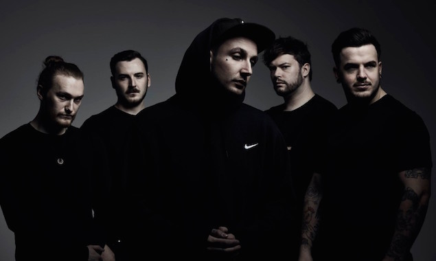 One Of The UKs Heaviest Metalcore Bands Have Announced Their Debut Album