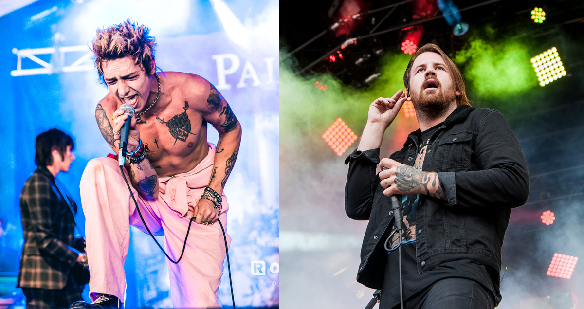 Beartooth, Palaye Royale, Trash Boat + 40 More Bands Have Been Announced For Download 2019