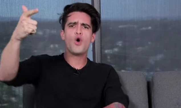 Watch Brendon Urie Sing A Metalcore Version Of 'Hallelujah' - News