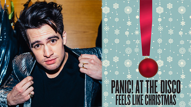 This Panic! At The Disco Christmas Lights Display Will Put You In The Festive Spirit