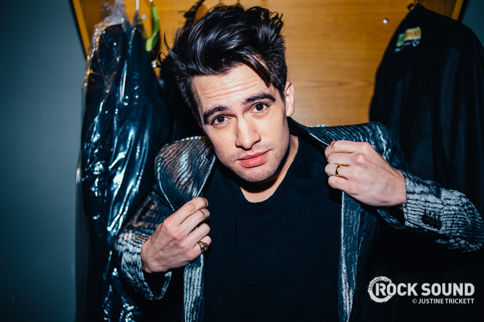 Brendon Urie For Years I Was Such A Recluse News Rock Sound