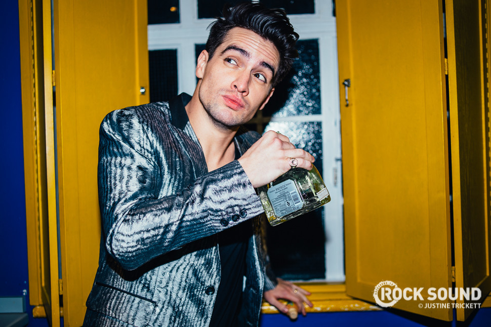 Here's Who Will Be Supporting Panic! At The Disco On Their Upcoming Uk & Europe Tour