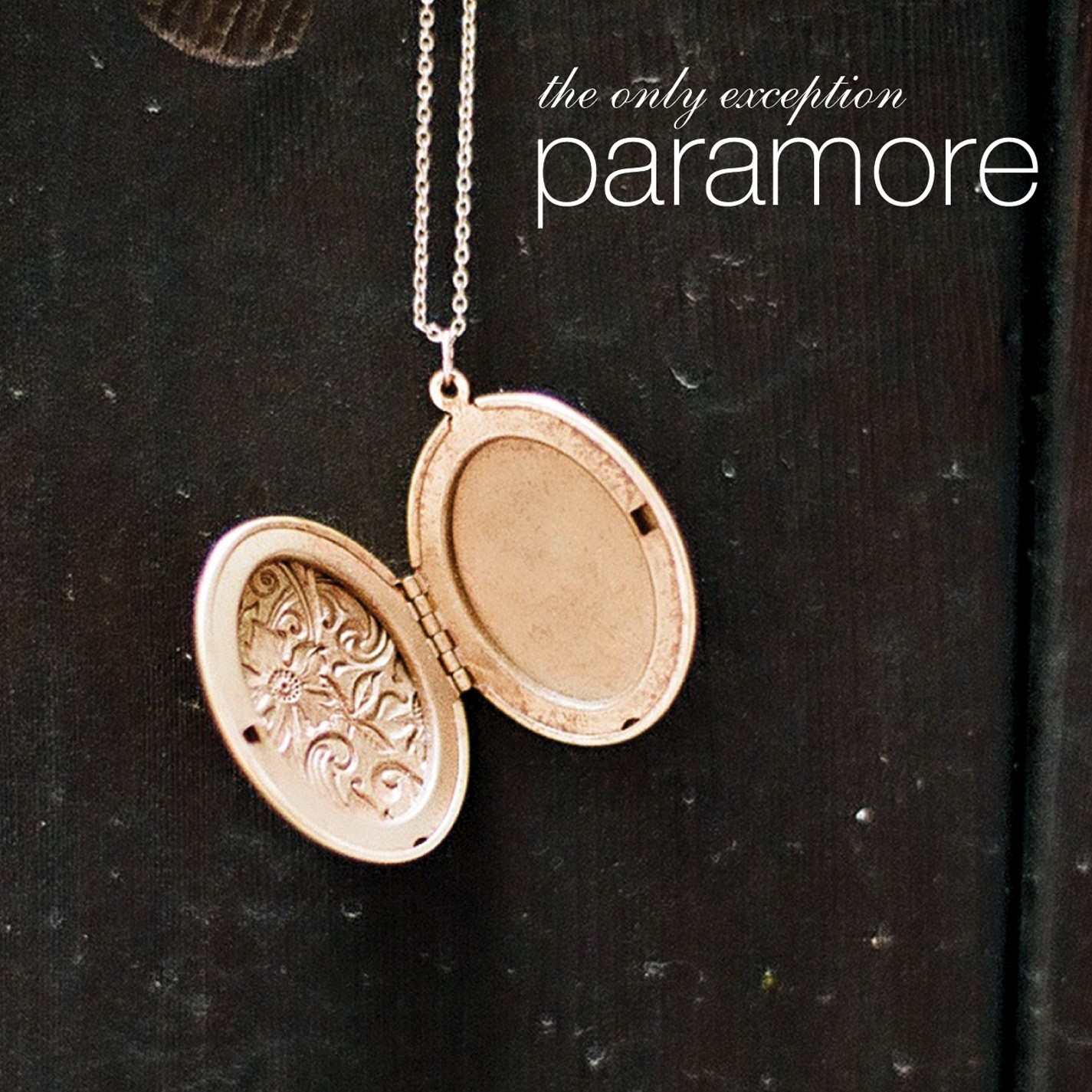 Paramore New Single Artwork Online - News - Rock Sound ... Paramore The Only Exception
