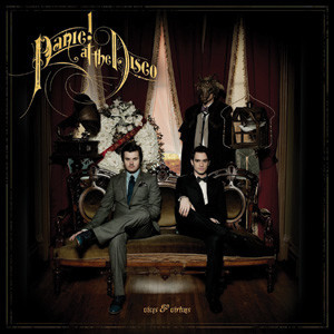Panic! At The Disco - Vices & Virtues Cover