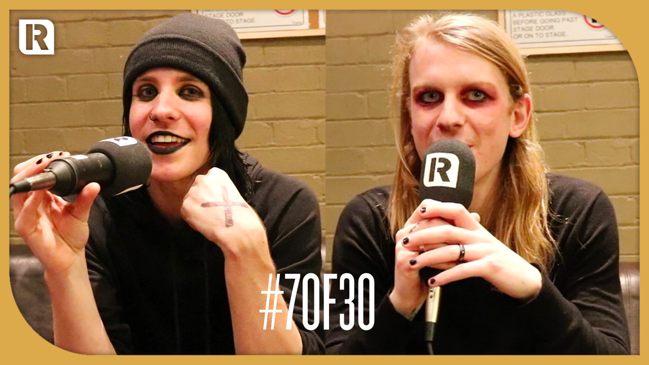 As It Is' Patty & Ben Complete Their #7Of30 Interviews