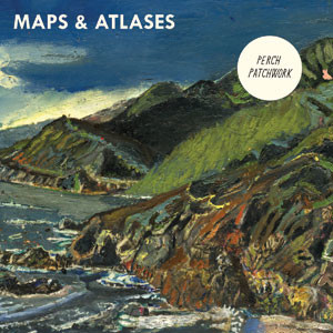 Maps & Atlases - Perch Patchwork Cover