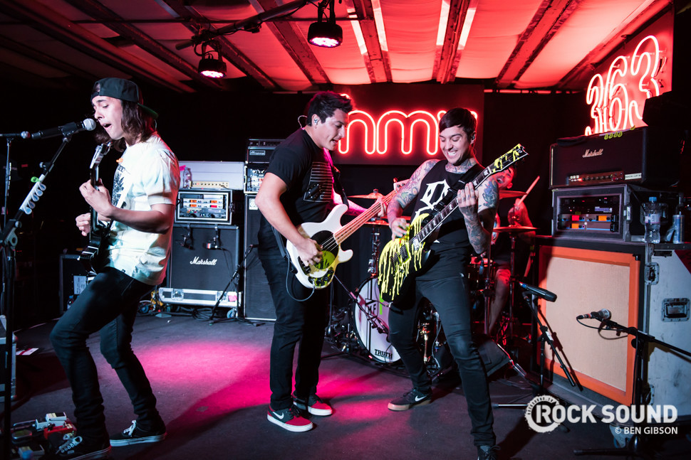 Pierce The Veil, Of Mice & Men, Avenged Sevenfold + More Have Been