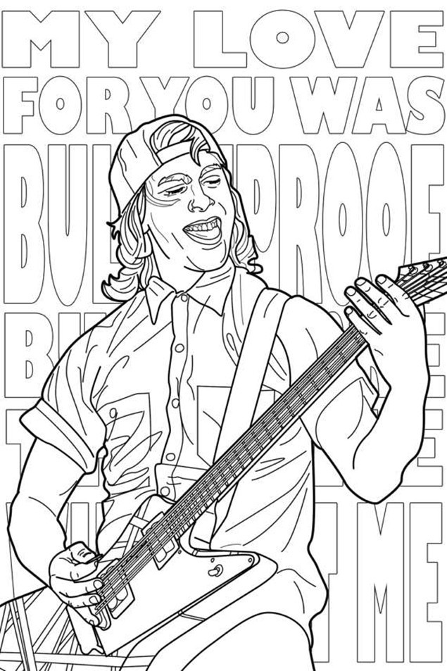 This Pop-Punk Colouring Book Is Just The Greatest - News ...