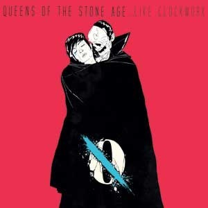Queens Of The Stone Age - …Like Clockwork Cover