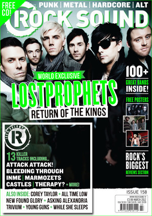 Rocksound - Issue 158 - March 12