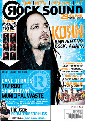 Rocksound - issue 160 - May 12