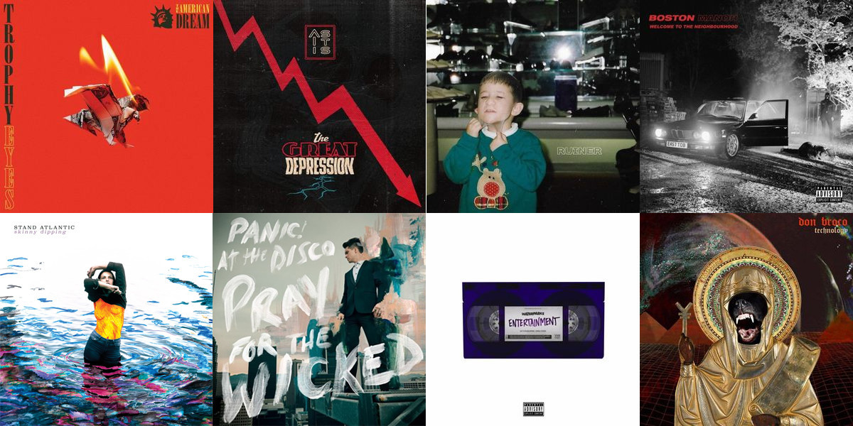 the rock sound top 50 albums of 2018 10 01 features rock sound