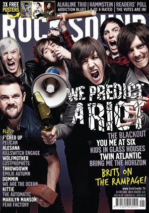 Rocksound - Issue 131 - January 10