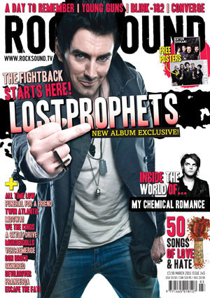Rocksound - Issue 145 - March 11