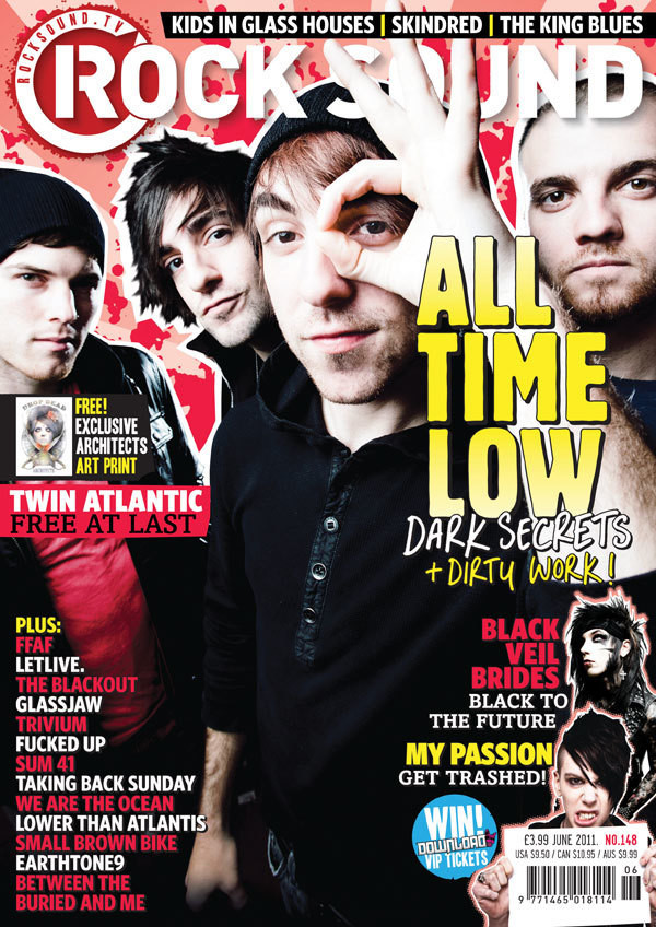 Rock Sound Issue 148 Out Now - News - Rock Sound Magazine