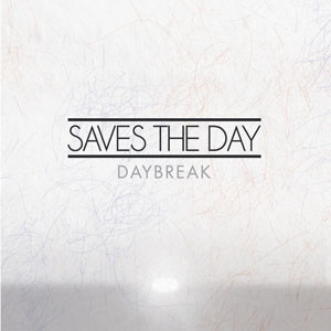 Saves The Day - Daybreak Cover