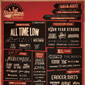 Slam Dunk 2013 Stage Times Revealed