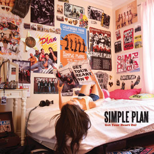 Simple Plan - Get Your Heart On! Cover