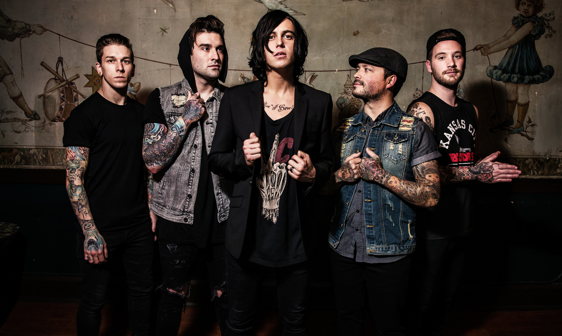 The New Sleeping With Sirens Single Is Now The Official Song For The U.S. Olympic Team - News - Rock Sound Magazine