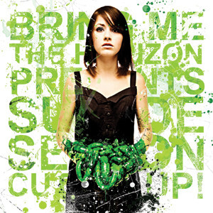 Bring Me The Horizon - Suicide Season - Cut Up Cover